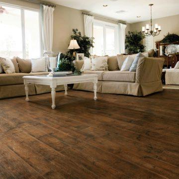Các loại vật liệu lót sàn thay thế sàn gỗ tự nhiên