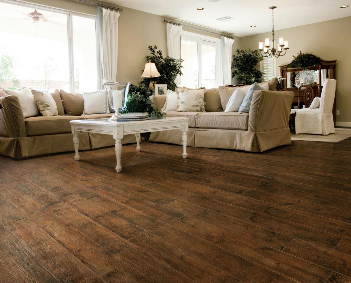 Lựa chọn ván sàn gỗ làm bật nội thất 1